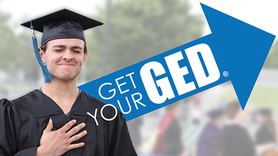 get your GED at RCC