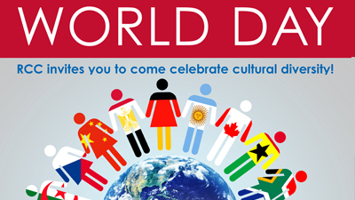 RCC celebrates cultural diversity with WORLD DAY