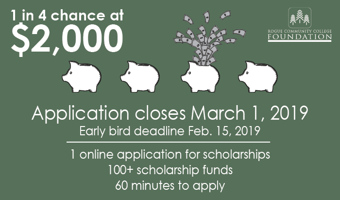 apply for over 400 scholarships with one application