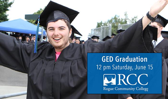GED Graduation
