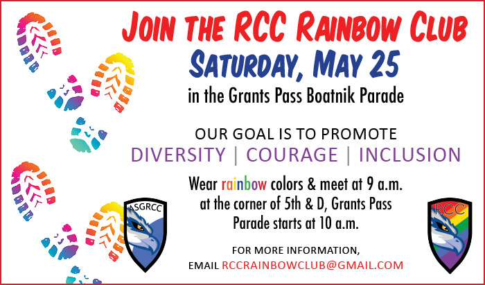 RCC happenings at the boatnik parade and celebration