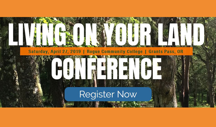 Living on Your Land conference