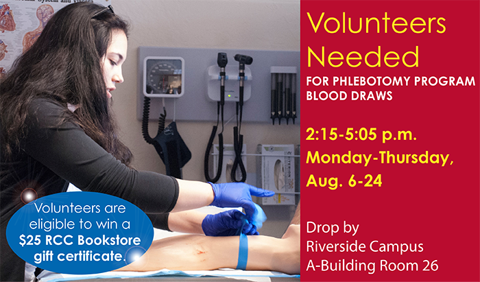please help our phlebotomy students