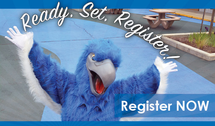 get ready to register for spring term