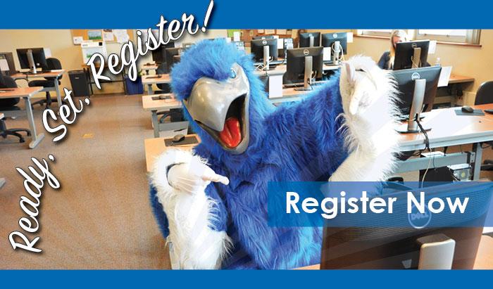 Enroll for classes for fall 2018 term