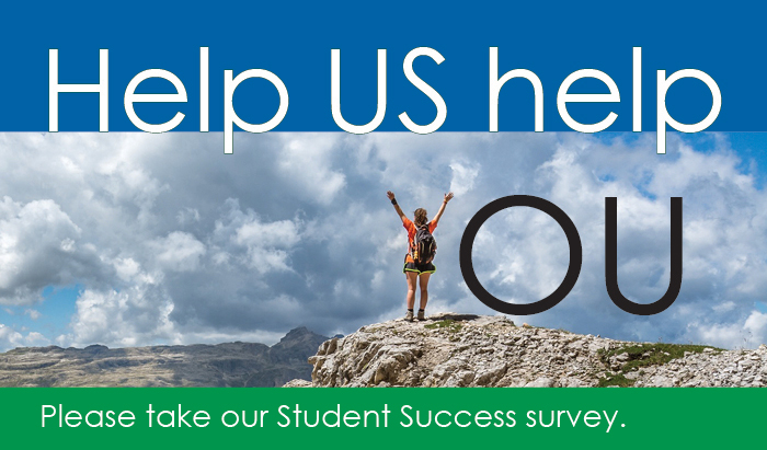 help us identify your barriers to finding success at college