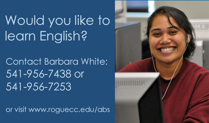 learn english through adult basic skills - go rogue