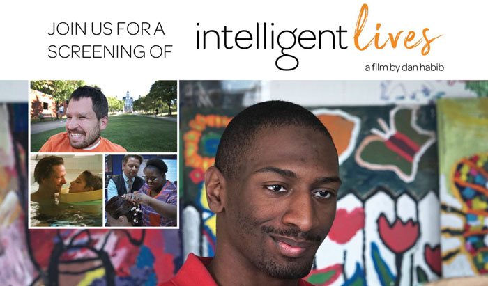 free screening of Intelligent Lives