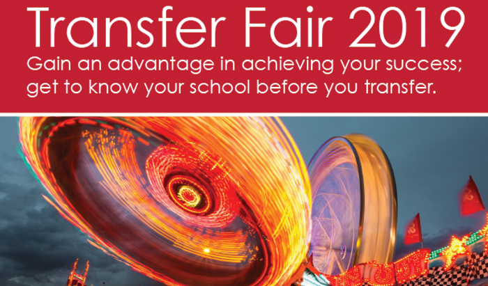 join RCC for a transfer fair and see what it takes to get into a 4-year university