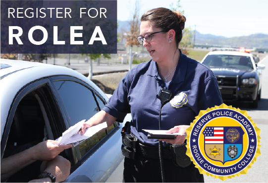 ROLEA training with Criminal Justice