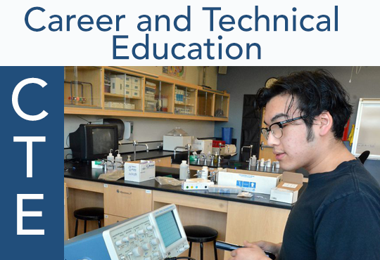 Learn about RCC's CTE programs