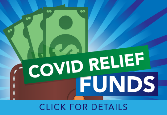 Covid Relief Funds for current RCC students