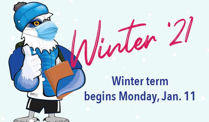 winter 2021 term starts January 11