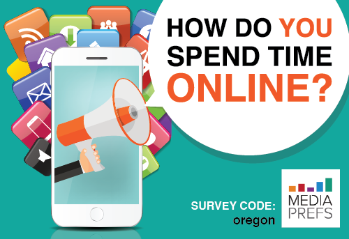 How do you spend time online?
