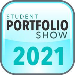 Design and Digital Media student portfolios