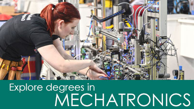 degrees and certificates in mechatronics