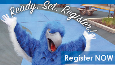 Ossie welcomes you to register for spring term 2019