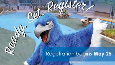 summer and fall registration opens May 25