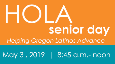 HOLA senior day May 3 at RCC