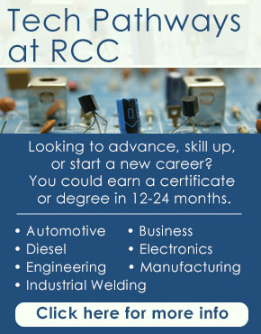 click for more info on technical paths at RCC