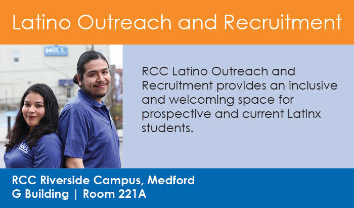 our latino recruitment coaches can help you get the right start at RCC